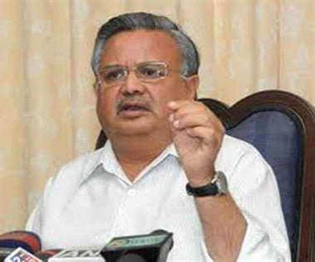 रायपुर:प्रदेश सरकार नक्सलवाद के उन्मूलन के लिए  ज़रा भी ईमानदार  नहीं:डॉ. रमन सिंह