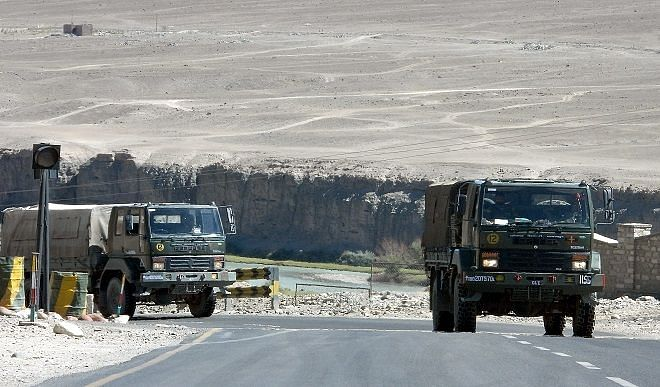 Indian Army caught Chinese soldier in Ladakh, said to divert the course of questioning