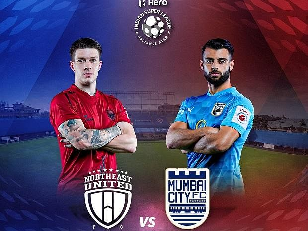 आईएसएल-7 : हाईलैंडर्स ने मुम्बई का विजय रथ रोका, 2-1 की जीत के साथ टॉप-4 में पहुंचा