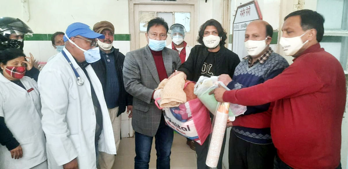 Maa Nayana Devi Business Board fulfills its resolve