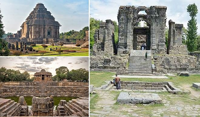 Sun is the source of energy and power, there are many sun temples in the country