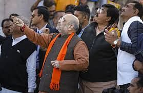 Amit Shah will come to Ahmedabad today to celebrate Uttarayan