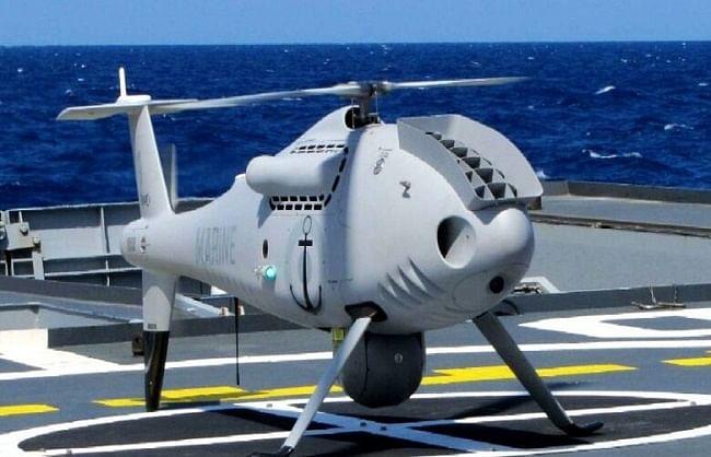 नौसेना खरीदेगी 10 शिपबोर्न ड्रोन, मिली मंजूरी