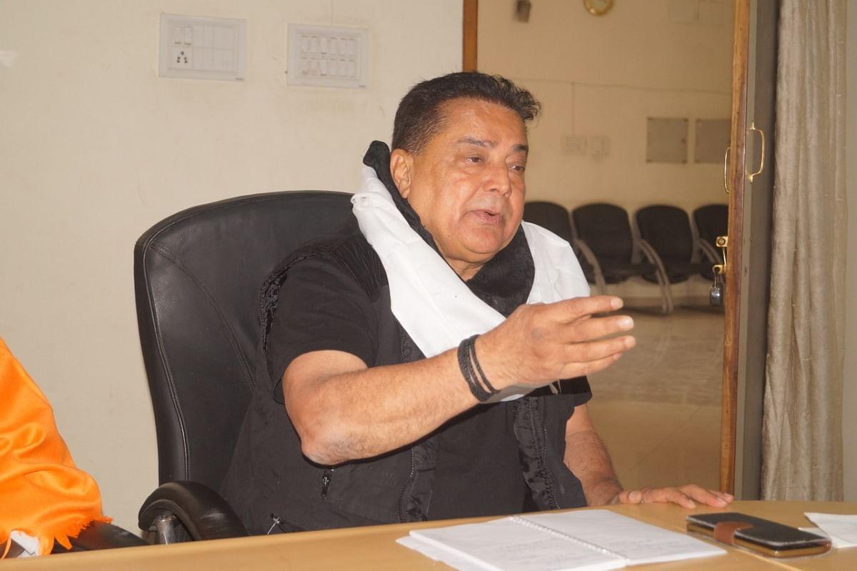 बुंदेलखंड के जनप्रतिनिधि अलग राज्य का मुद्दा संसद व विधानसभा में नहीं उठाते : राजा बुंदेला
