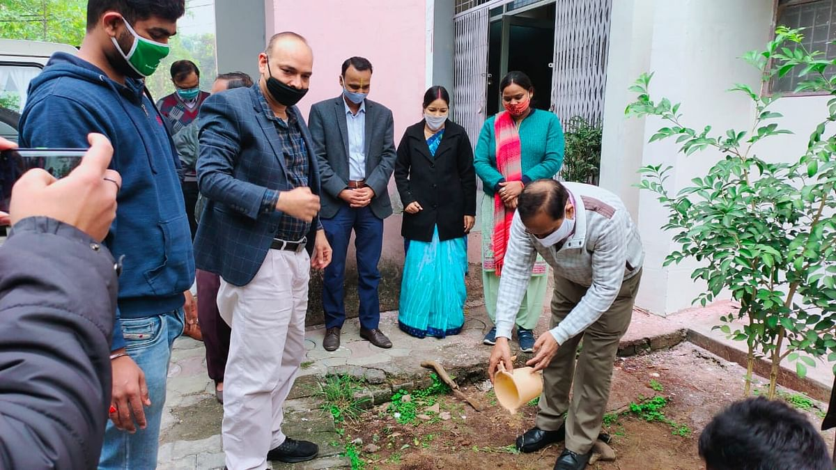 Environment is clean, we are all healthy: CMO