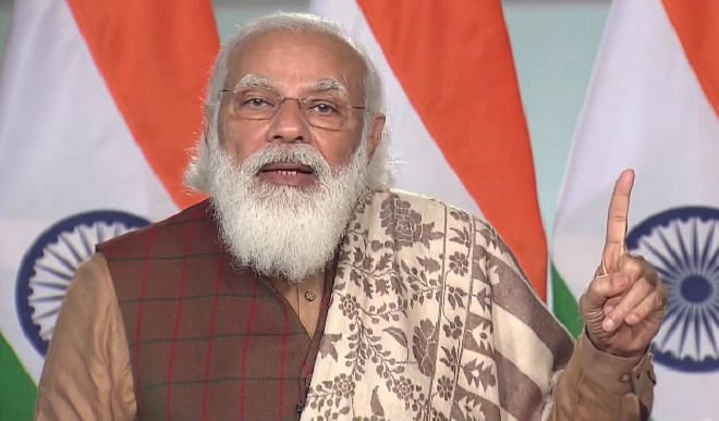 PM Modi speaks to the diaspora - all the time, every moment with you, the Indian government is standing for you