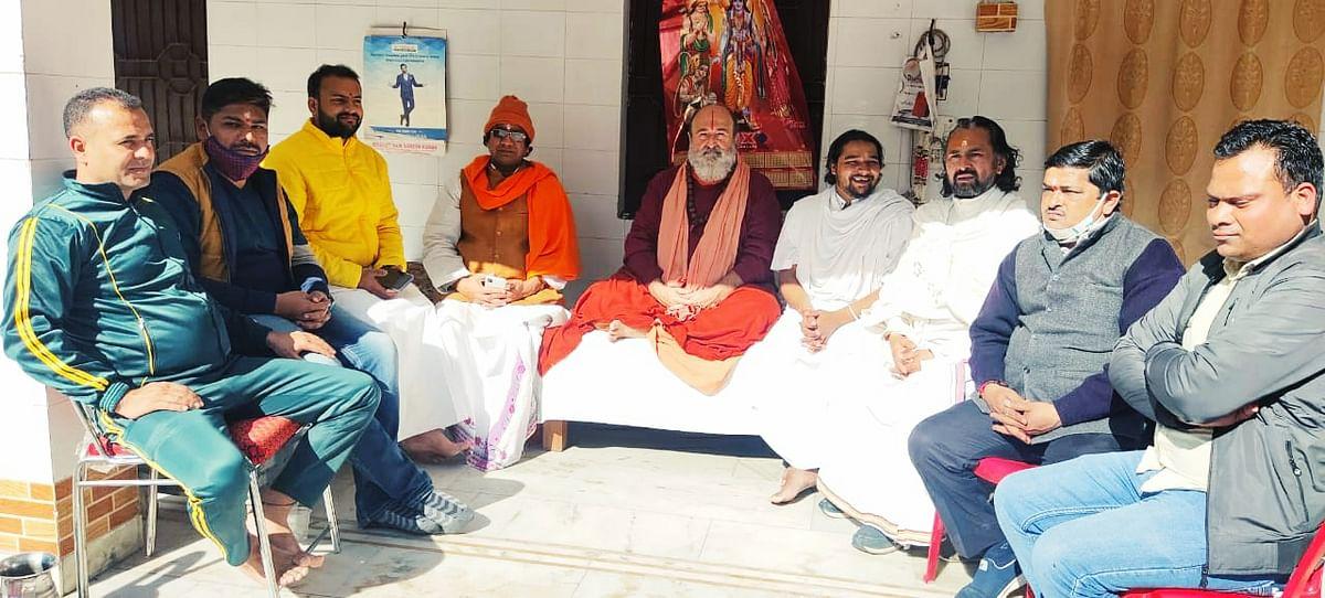 Hindu Panchayat at Bharat Mandir on 19 January