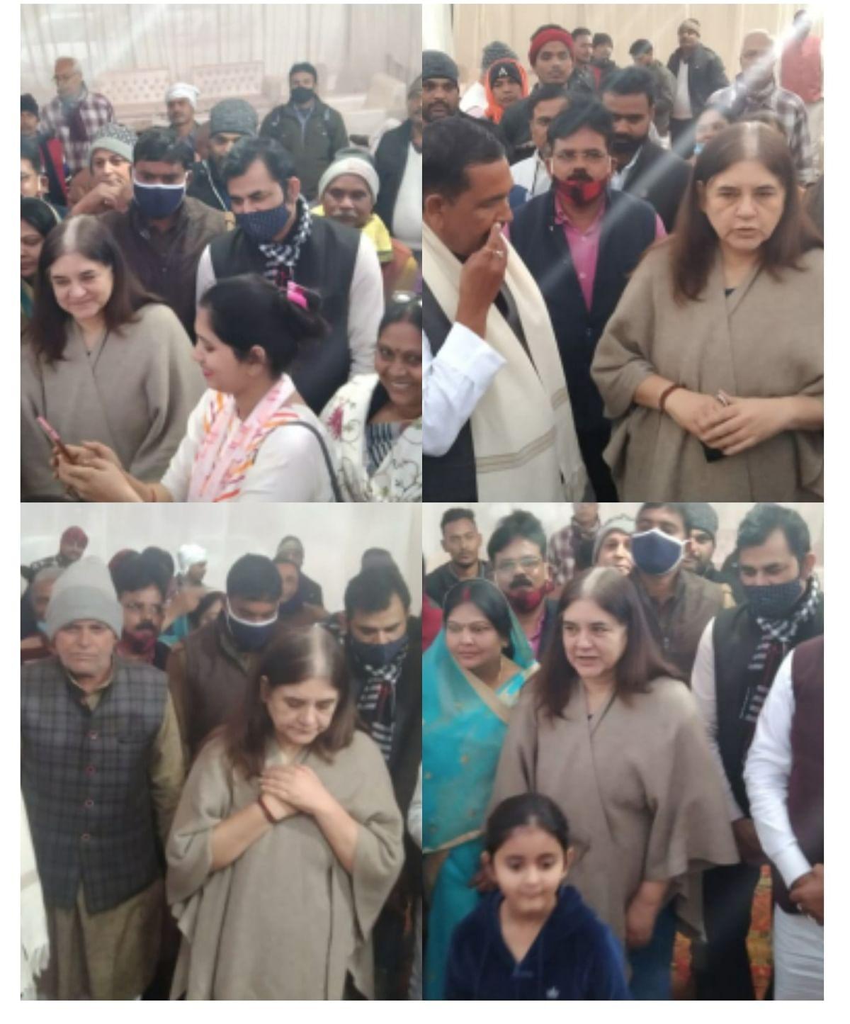 Increase in MNREGA budget, every village, every hand will get employment: Maneka Gandhi