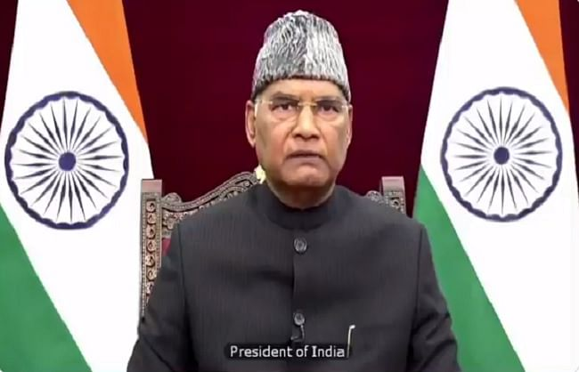 Diaspora representing Indianness on the global stage: President