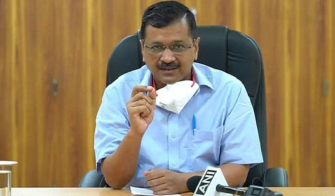 Arvind Kejriwal appealed to PM Modi, free corona vaccine for every citizen of the country