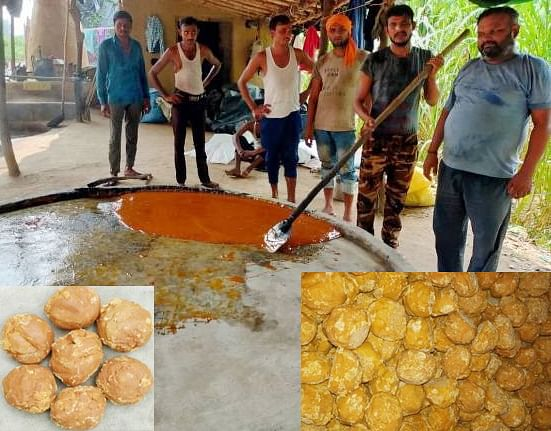 लखनऊ गुड़ महोत्सव में चार चांद लगाएगी बिजनौर के गुड़ की मिठास