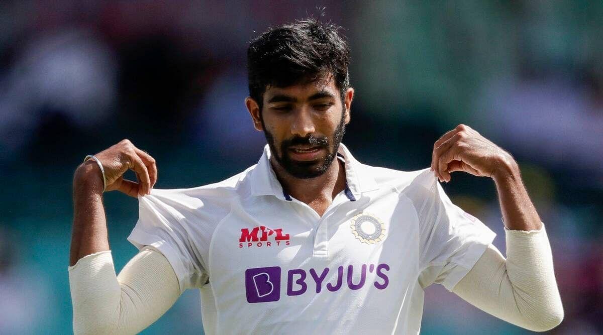 भारतीय क्रिकेट टीम को एक और झटका,जसप्रीत बुमराह ब्रिस्बेन टेस्ट से बाहर