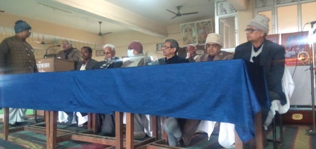 कन्नौज: भारत विकास परिषद ने विवेकानन्द जयंती पर किया कार्यक्रम, कल गरीबो को बांटेंगे 100 कम्बल