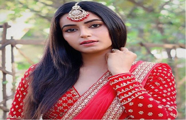 टीवी सीरियल 'जय संतोषी माँ' में सीता की भूमिका में नज़र आ रही हैं सारण की बेटी ऋषिका सिंह चंदेल