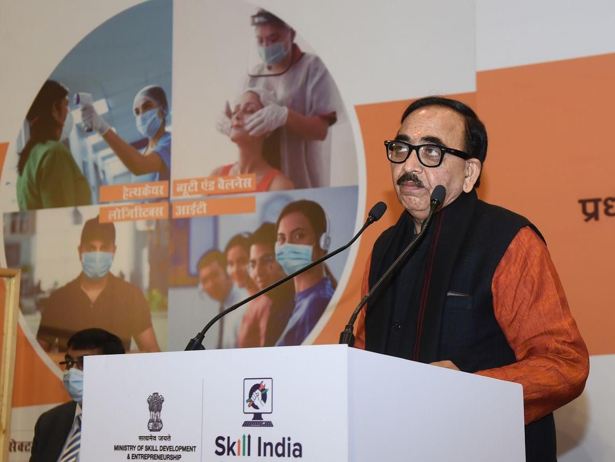 स्किल इंडिया से भारत को विश्व की कौशल राजधानी बनाने का मिशन: महेन्द्र नाथ पांडे