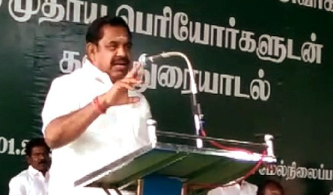 K. Palaniswami to be AIADMK's chief ministerial candidate in Tamil Nadu election