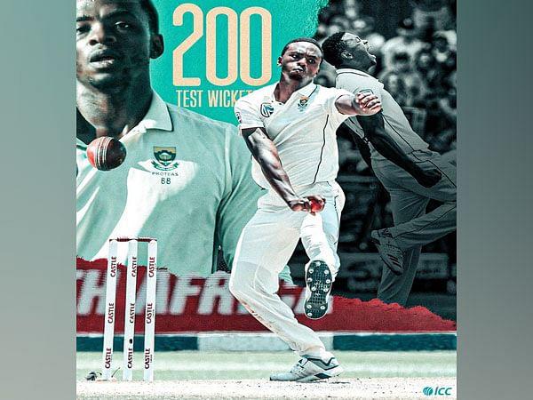 रबाडा ने टेस्ट क्रिकेट में पूरे किए 200 विकेट, यह उपलब्धि हासिल करने वाले दक्षिण अफ्रीका के आठवें खिलाड़ी बने