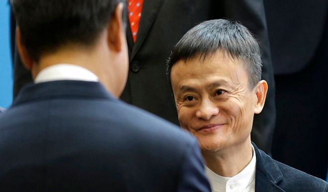 The story of the meeting after which the story of the destruction of Jack Ma was written