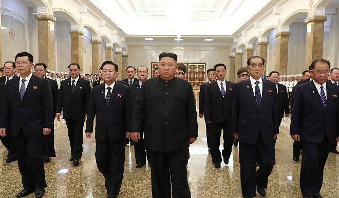 तानाशाह किम जोंग का बदला पद, बने उत्तर कोरिया के सत्तारूढ़ पार्टी के महासचिव