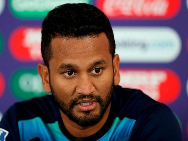 Dimuth Karunaratne ruled out of first Test against England