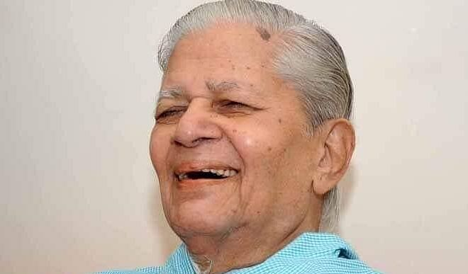 Former Union Minister and senior Congress leader Madhav Singh Solanki dies