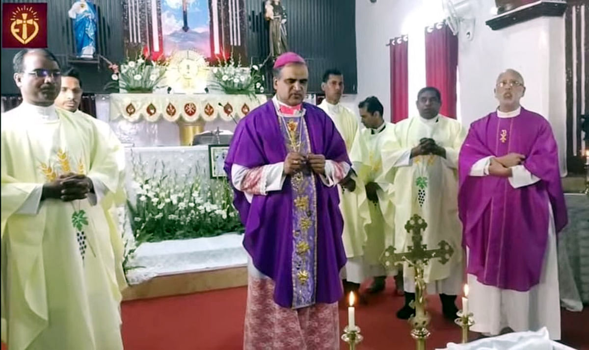 Sister Augustin was cremated