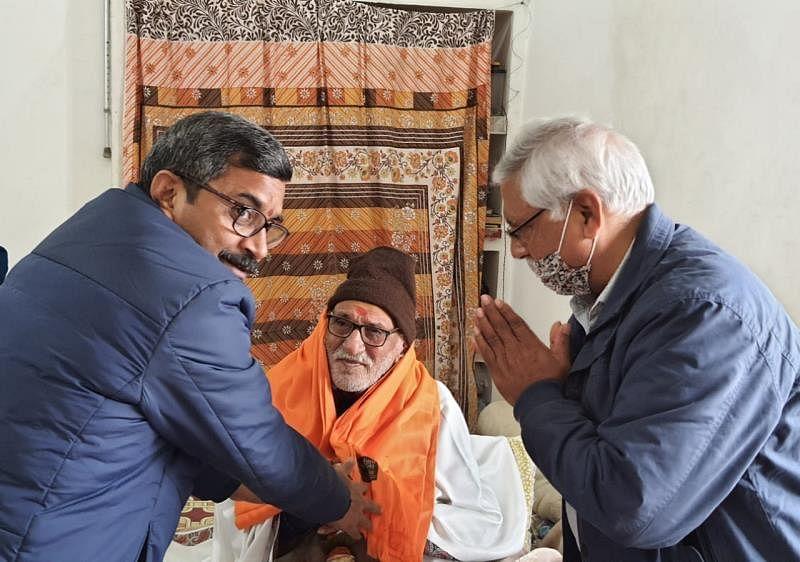 प्रो. रामयत्न शुक्ल को पद्मश्री पुरस्कार देने पर काशी के प्रकांड विद्वान भी गदगद