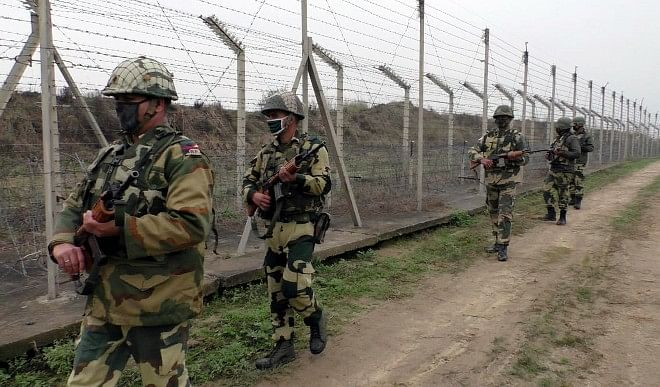 BSF found tunnel at border in Kathua, Jammu, suspected of using terrorists