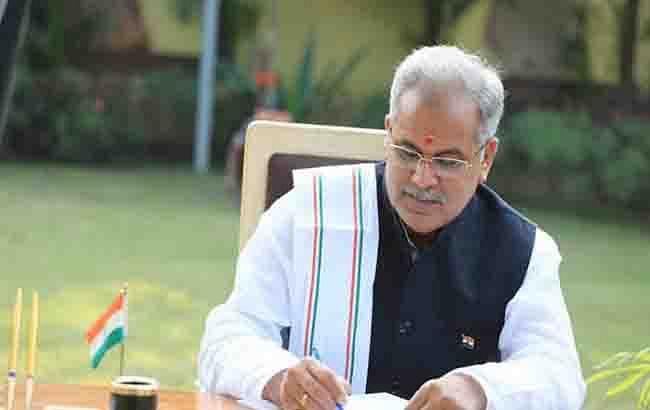 रायपुर : मुख्यमंत्री भूपेश ने केन्द्रीय विमानन मंत्री हरदीप सिंह पुरी को लिखा पत्र