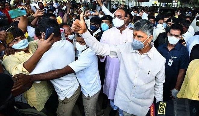 अपना जनाधार बनाने में जुटी TDP के लिए BJP ने बदली रणनीति, रथयात्रा की तैयारियों में जोरों-शोरों से लगी