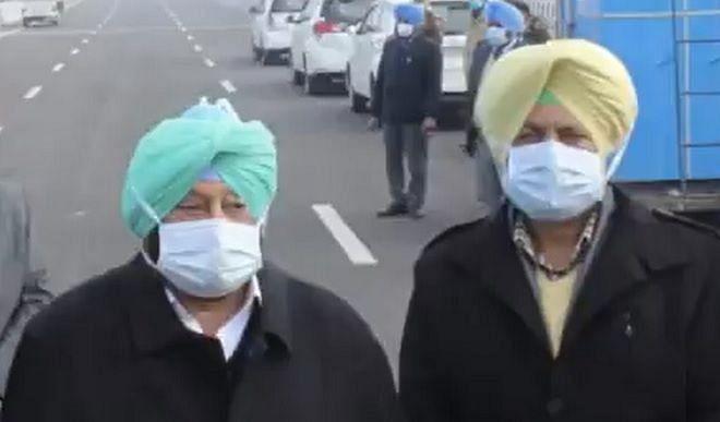 अमरिंदर सिंह का आरोप, भाजपा राज्यपाल पद की प्रतिष्ठा को कम करने की कर रही कोशिश