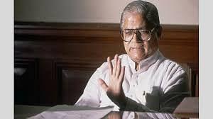 Congress veteran Madhav Singh Solanki dies