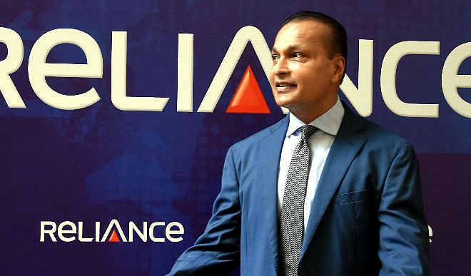 Debt-ridden Reliance Infra sold its stake to the company for Rs 900 crore