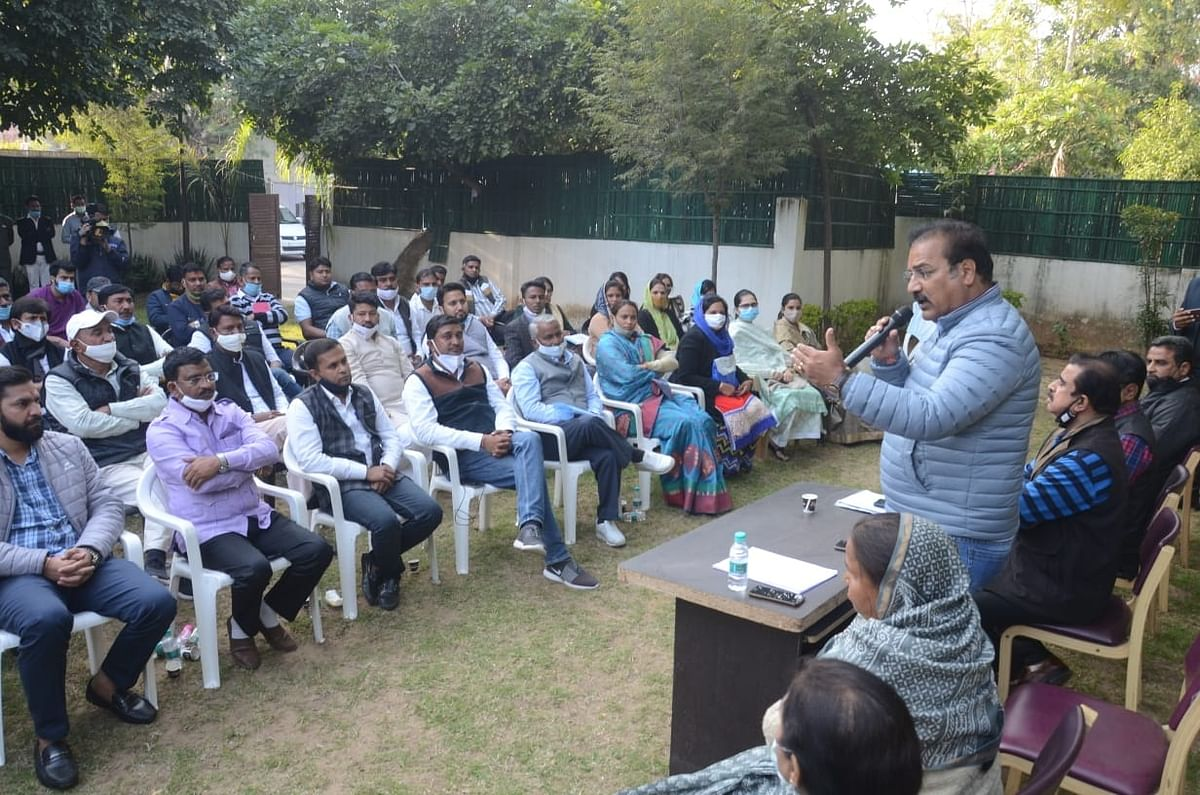 ग्रेटर-हैरिटेज निगमों के साथ जयपुर का विकास हमारी प्राथमिकता : खाचरियावास
