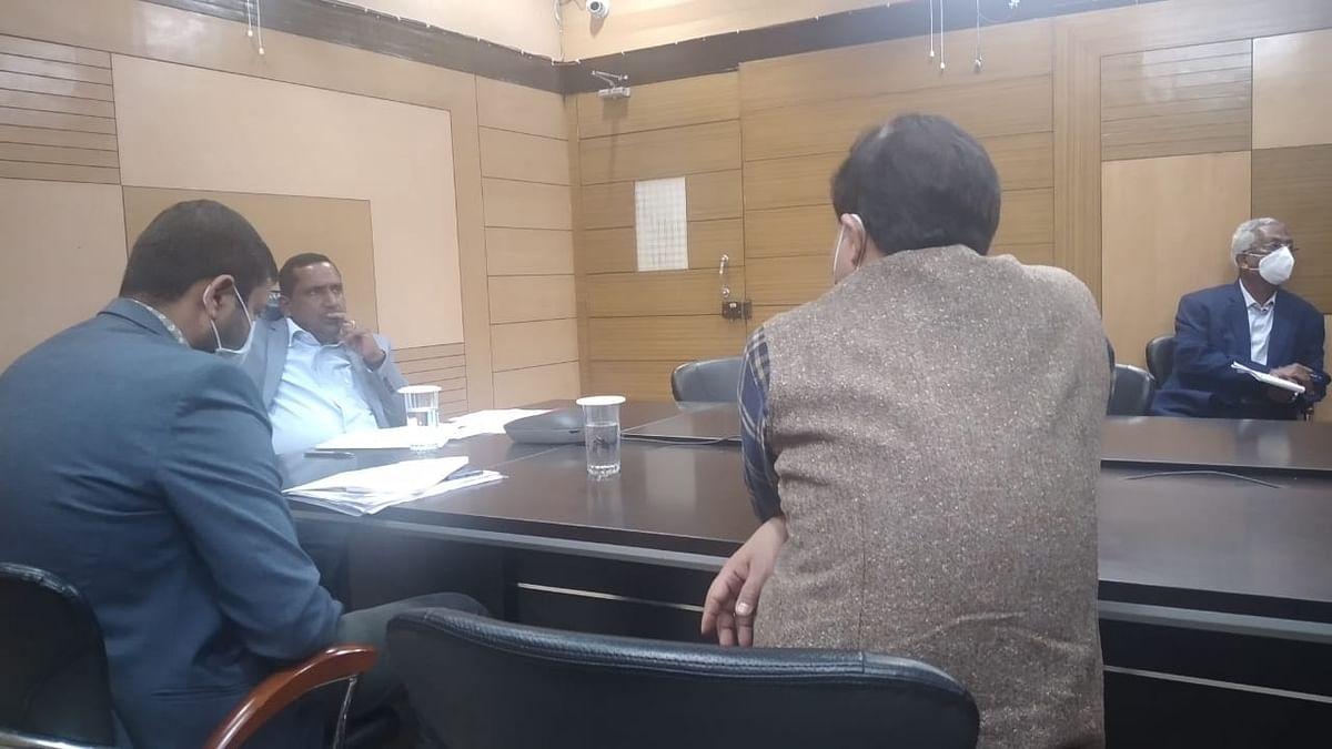 झारखंड सरकार कोरोना वैक्सीनेशन को लेकर तैयार : बन्ना गुप्ता
