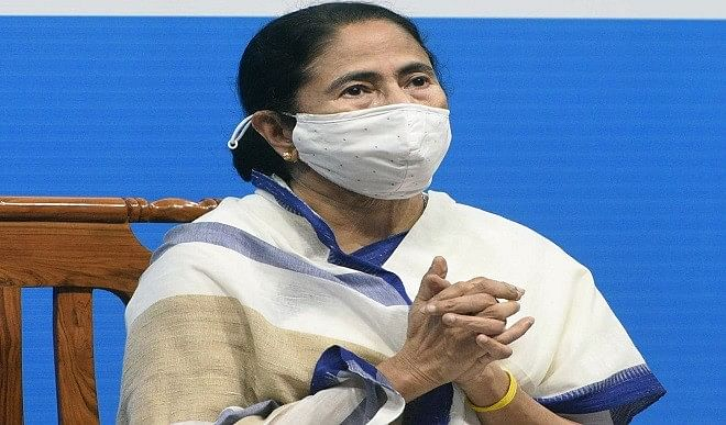 Only old colleagues showed 'Mamta didi', offered to merge with Congress