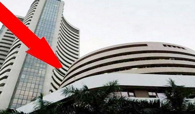 ग्लोबल शेयर बाजार में नरमी के कारण सेंसेक्स और निफ्टी भी फिसले, RIL में भी आई गिरावट