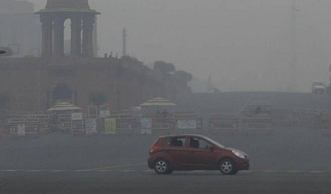 दिल्ली में शीत लहर जारी, न्यूनतम तापमान 3.1 डिग्री सेल्सियस