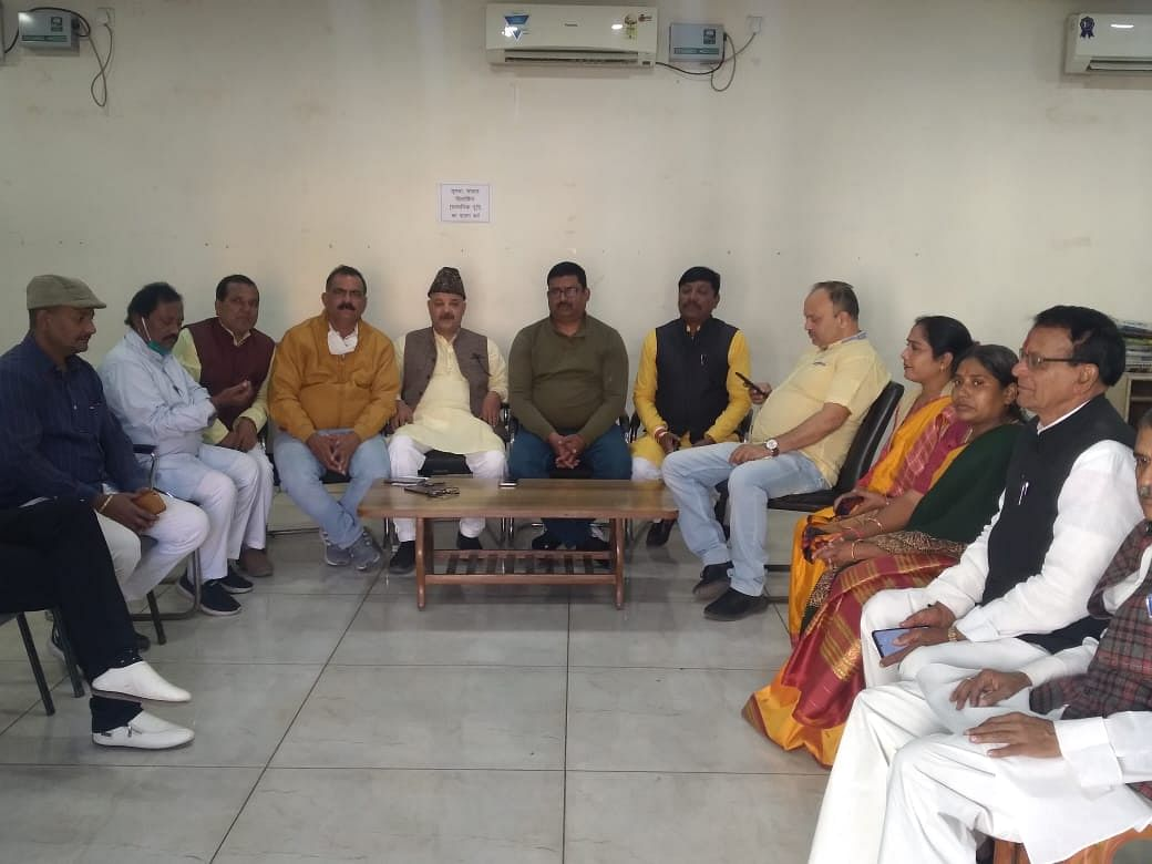 Congress's Farmers' Day on 15, preparations complete, state president discusses preparations