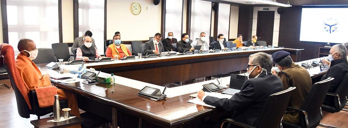 उप्र: कोरोना रिकवरी दर बढ़कर हुई 96.6 प्रतिशत, मुख्यमंत्री बोले इलाज की व्यवस्थाएं बनाएं चुस्त-दुरुस्त