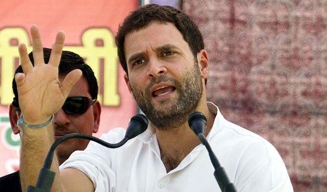 वैज्ञानिकों की सराहना में एक शब्द नहीं बोलने को लेकर भाजपा ने राहुल पर साधा निशाना