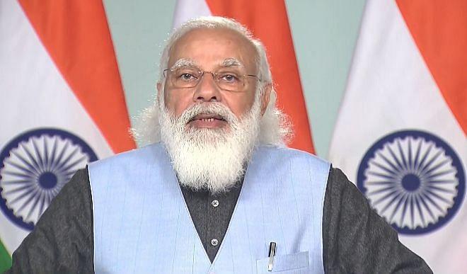 PM मोदी ने देश को दिया एक और तोहफा, कहा- सभी मोर्चों पर विकास के लिए तीन गुणा गति की आवश्यकता