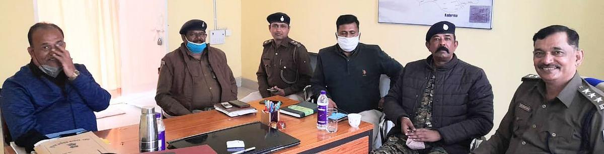 Bihar - Police officers of Jharkhand pledge to kill Naxalites