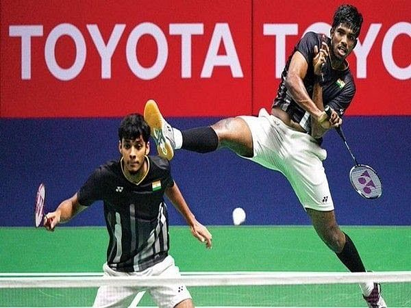The pair of Rankireddy and Chirag Shetty reached the second round of Thailand Open