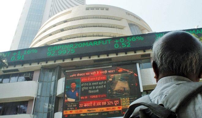 शेयर बाजार में तेजी, सेंसेक्स में रही 500 अंकों की तेजी;निफ्टी 14,400 के पार