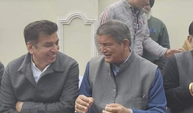 उत्तराखंड: CM उम्मीदवार को लेकर बोले हरीश रावत, जिम्मेदारी मिली तो पूरी तरह निभाऊंगा