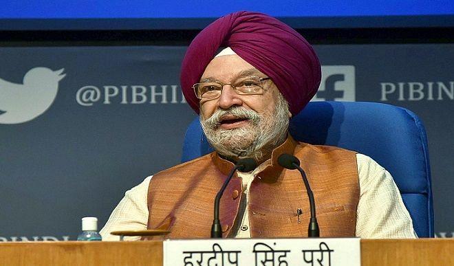 SC के फैसले का हरदीप पुरी ने किया स्वागत, कहा- विश्वस्तरीय राजधानी बनने की राह पर दिल्ली