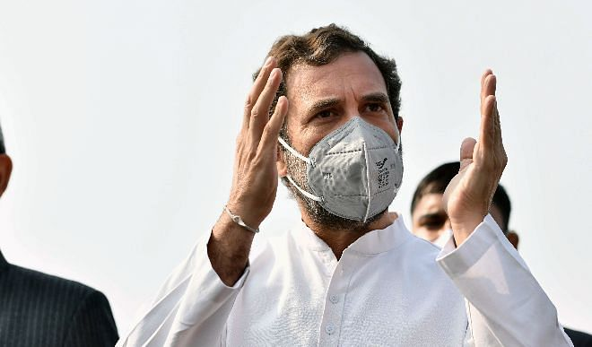 सरकार की उदासीनता और अहंकार के कारण 60 किसानों की जान गई: राहुल गांधी