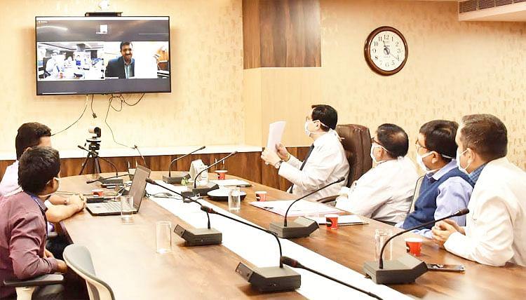 रायपुर : एम्स में स्थापित होगा माइंड-बॉडी मेडिसिन रिसर्च सेंटर