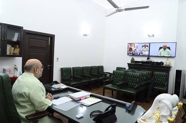 गुजरात की विकास यात्रा निश्चित रूप से तीव्र गति से आगे बढ़ेगीः शाह